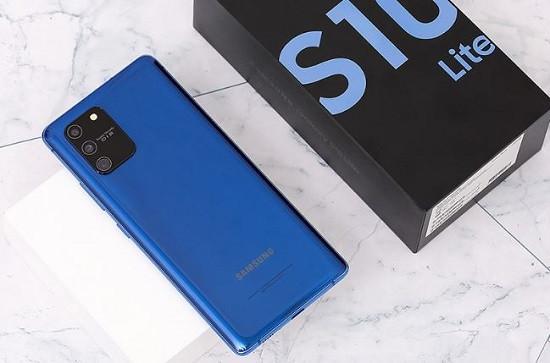 Thay vỏ Samsung S10 Lite uy tín giá rẻ