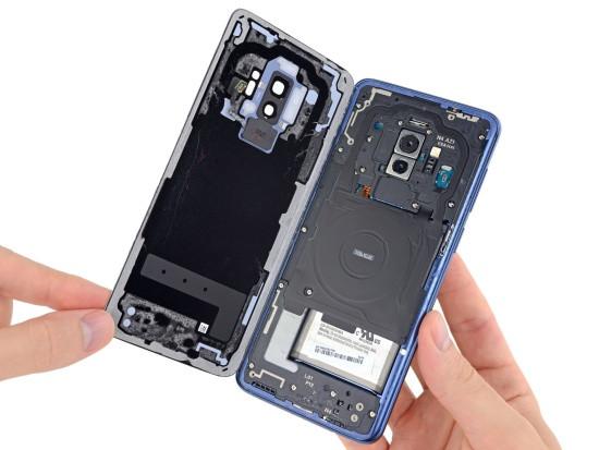Thay vỏ Samsung S9 Plus