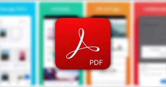 Ứng dụng Adobe Reader