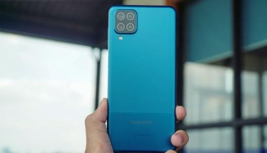 Vỏ Samsung A12