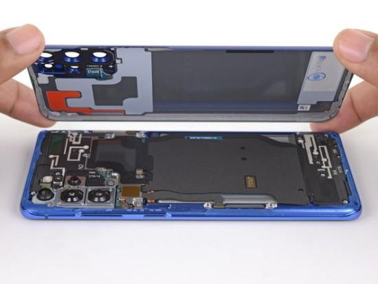 Thay vỏ Samsung S20 Plus