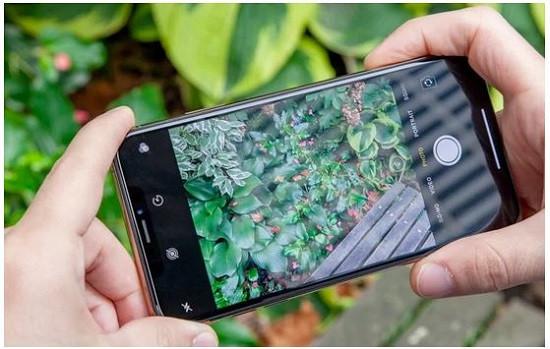 Biểu hiện iPhone Xs Max bị mất camera