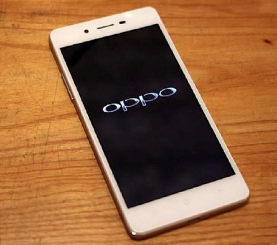 Biểu hiện Oppo bị lỗi phần mềm