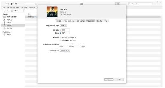Cài đặt nhạc chuông bằng iTunes cho iPhone