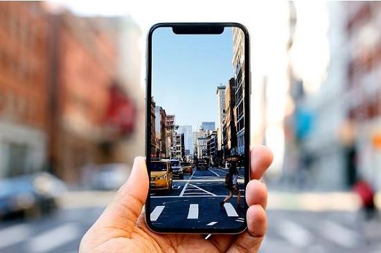 Điện thoại iPhone Xs Max bị mất camera