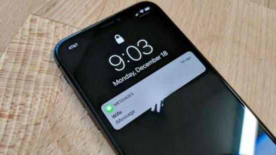 iPhone 11 không thông báo tin nhắn đến