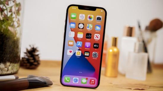 iPhone 12 Pro Max không vào được Appstore