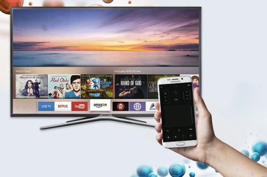 Kết nối Samsung với TV qua Smart View