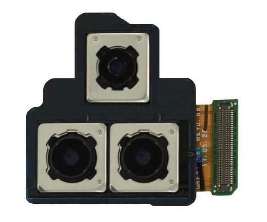 Linh kiện thay camera sau Vivo V21