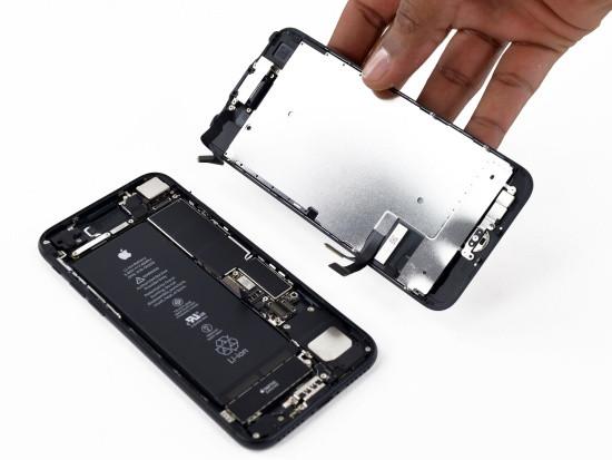 Có thể bạn sẽ phải thay màn hình mới cho iPhone