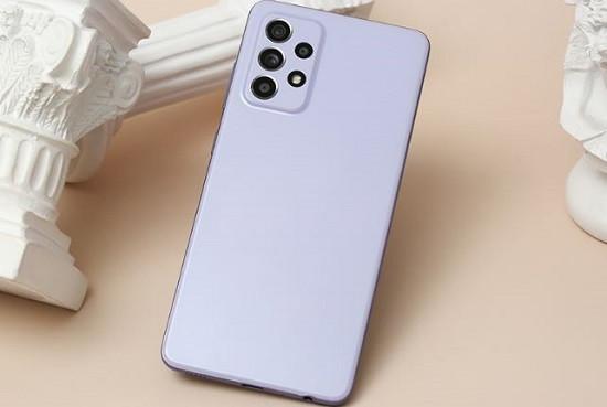 Thay nắp lưng Samsung A52 giá rẻ uy tín