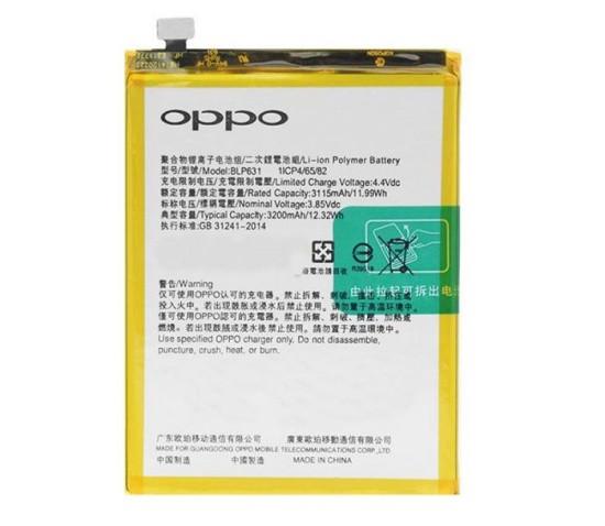 Thay pin Oppo A73