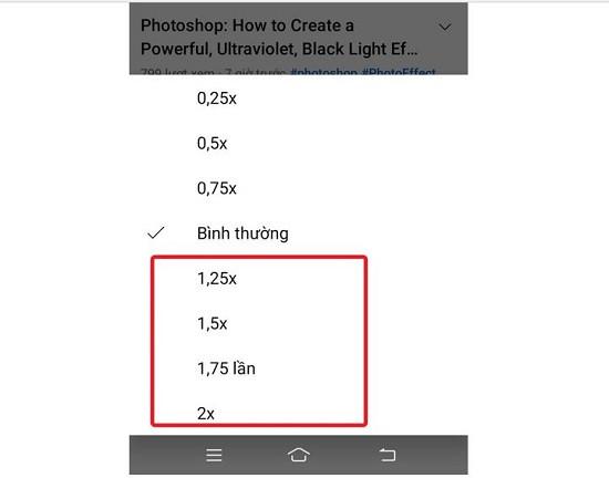 Cách chỉnh nhanh phụ đề video trên youtube