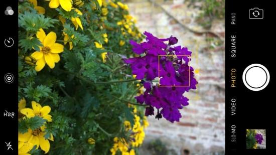 Cách lấy nét camera iPhone 12 Pro Max