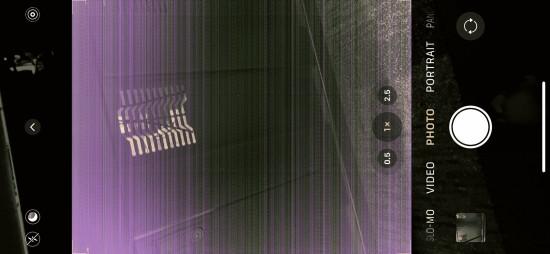 Dấu hiệu camera iPhone 12 Pro Max bị lỗi