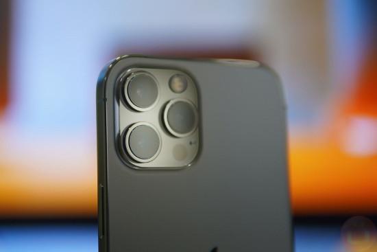 iPhone 12 Pro Max không lấy nét được
