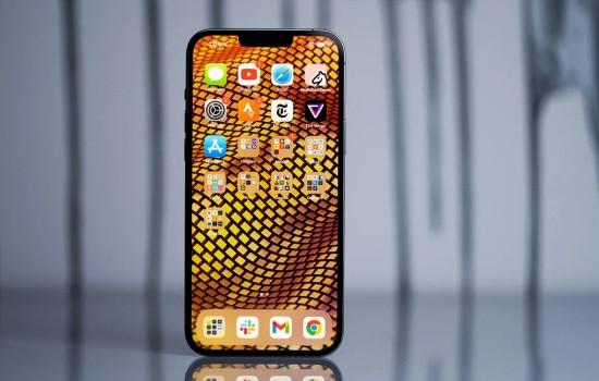 Màn hình iPhone 13 Pro