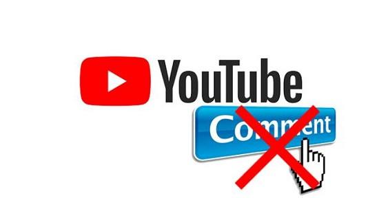 Nguyên nhân không hiển thị bình luận trên youtube