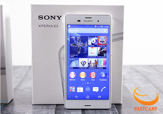 Thay man hinh Sony Z Ultra gia re chat luong