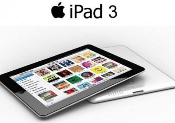 Thay màn hình iPad 3