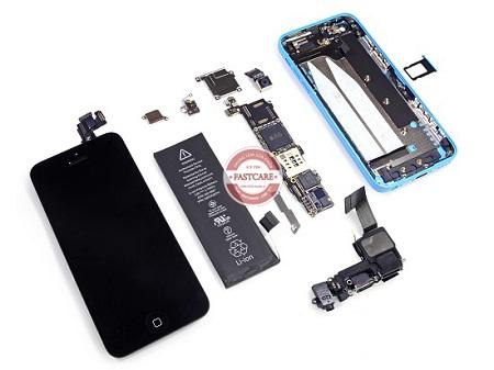 thay man hinh iphone 5c tai tp hcm