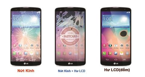 Thay màn hình LG G PRO 2 F350
