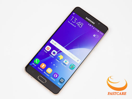 Samsung A7 không lên màn hình