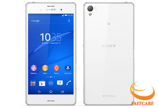 Thay màn hình Sony Z3v rẻ nhất