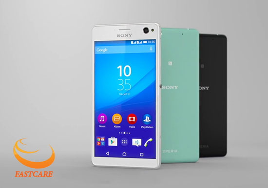 Thay mat kinh man hinh Sony C4 gia re tot nhat