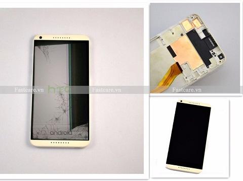 Thay màn hình mặt kính cảm ứng HTC Desire 816W 816G 816R