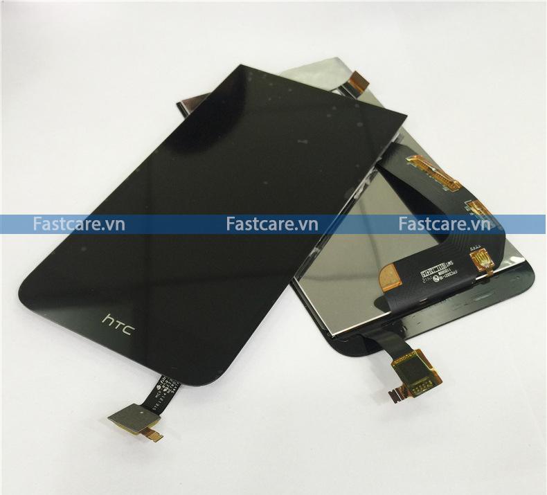 Thay man hinh mat kinh cam ung HTC Desire 616