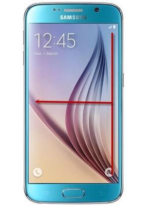 Cach chup man hinh Samsung S6, S6 Edge