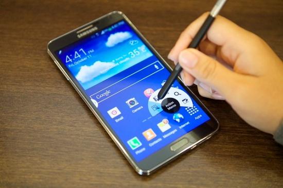 cach khac phuc loi man hinh cam ung Samsung