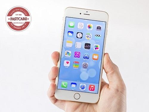 loi man hinh iphone 6 bi loan