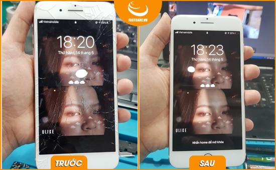 thay man hinh iphone 6s plus chinh hang
