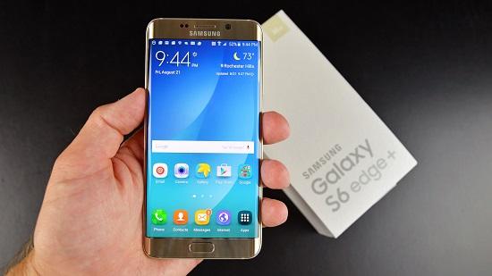 Thay màn hình Samsung S6 Edge chính hãng