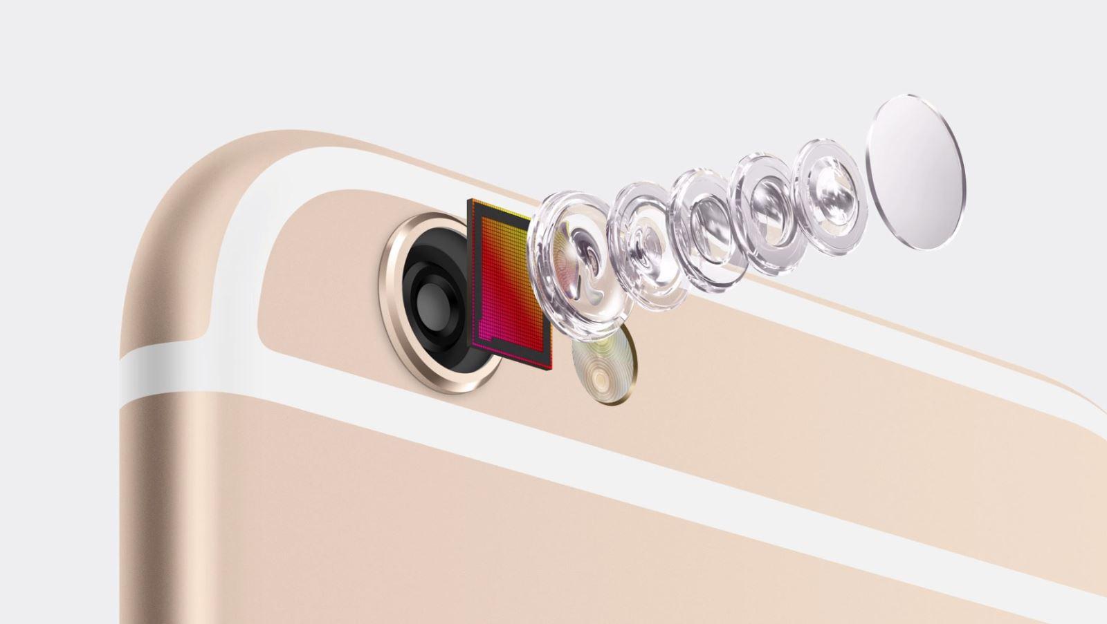 Loi camera iPhone 7