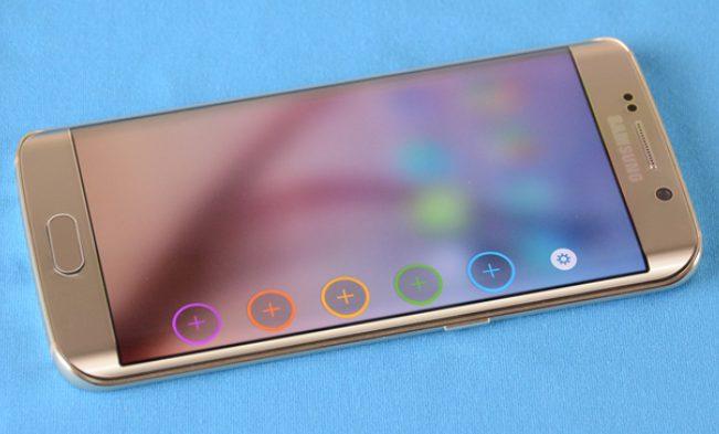 Samsung S6 Edge bị lỗi camera