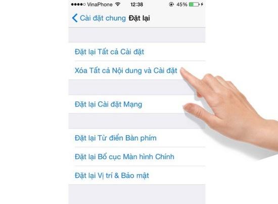 iPhone bi sap nguon