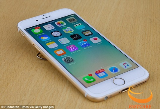 iPhone 7 bi loi loa