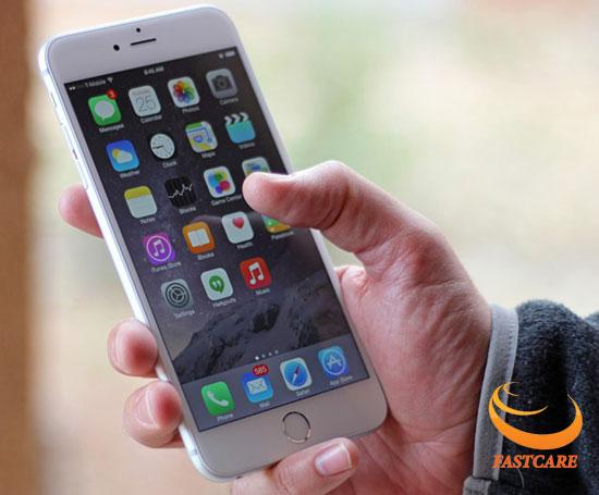 iphone 6/6 plus bi loi cam ung