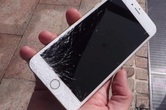 loi cam ung iPhone 6 6 Plus