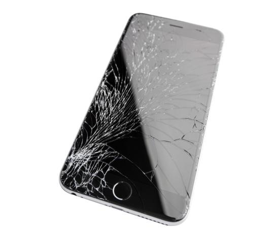 Thay mat kinh iPhone 8
