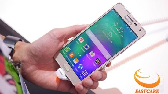 Thay mat kinh Samsung A5