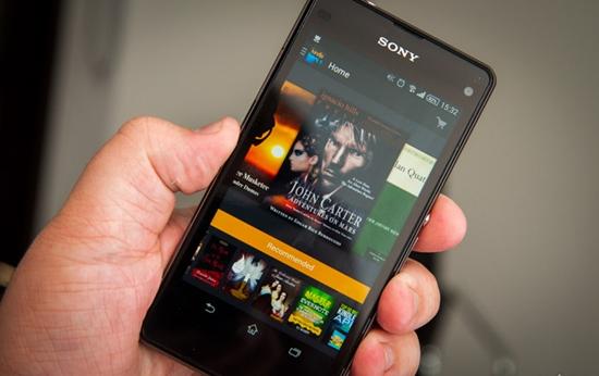 thay mat kinh Sony Z1 Compact chinh hang