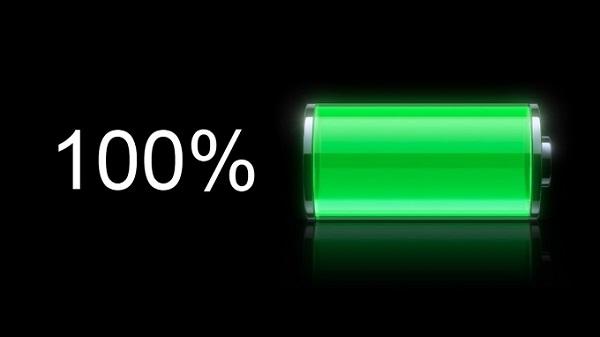 Bật tắt hiển thị phần trăm pin trên iPhone 7