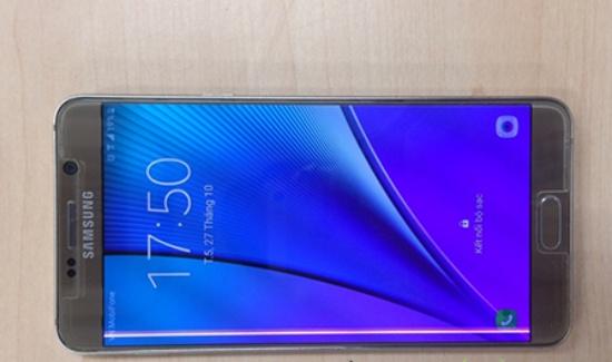 thay man hinh Samsung Note 5 bao nhieu tien