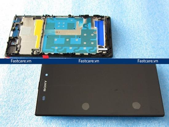 Thay man hinh Sony Z1s HCM