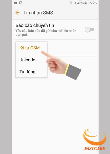 chon GSM