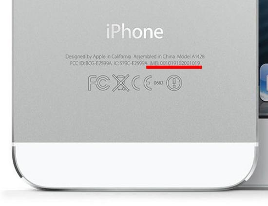 iPhone 7 bi mat IMEI